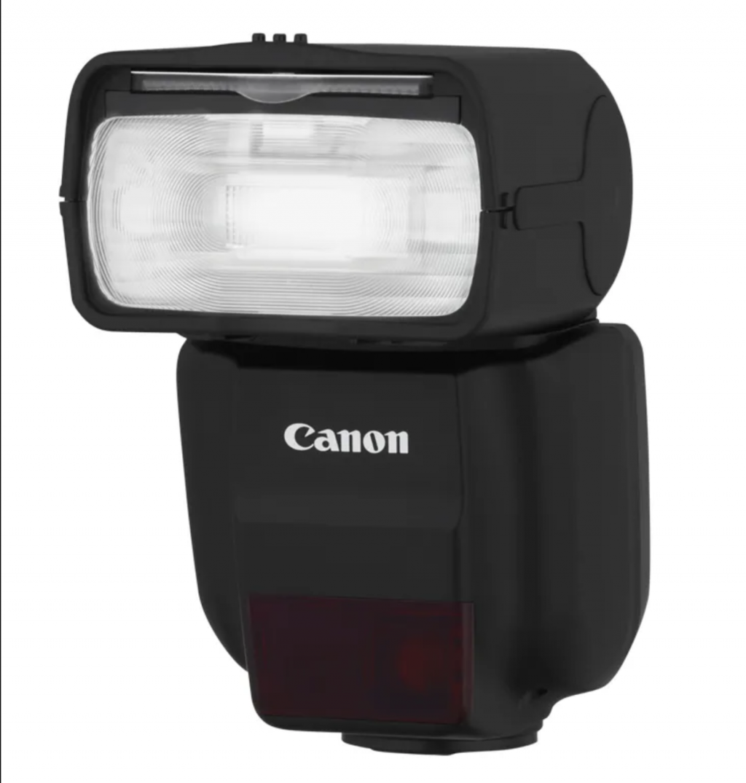 Flash Canon falsificado